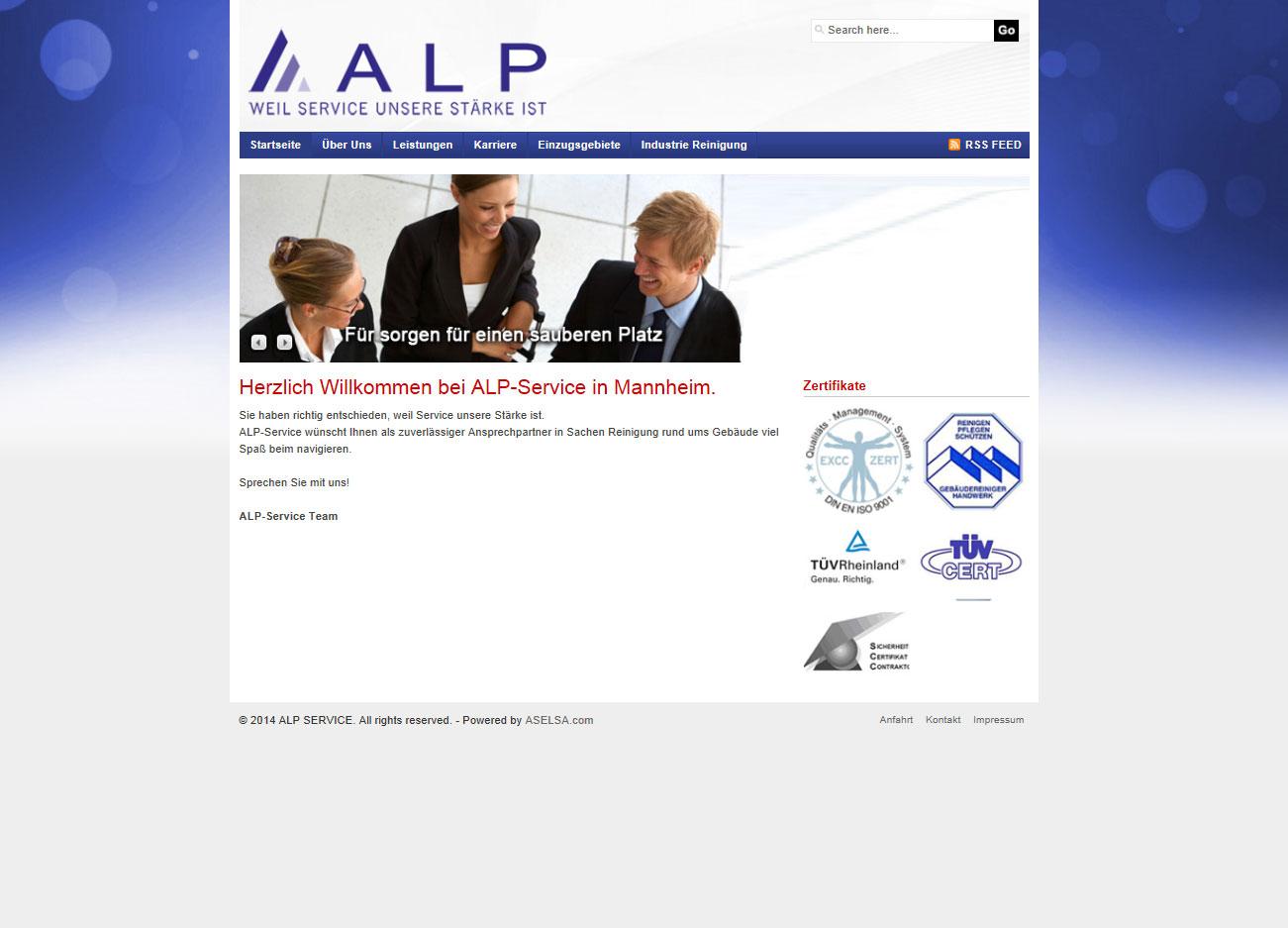 ALP Service
