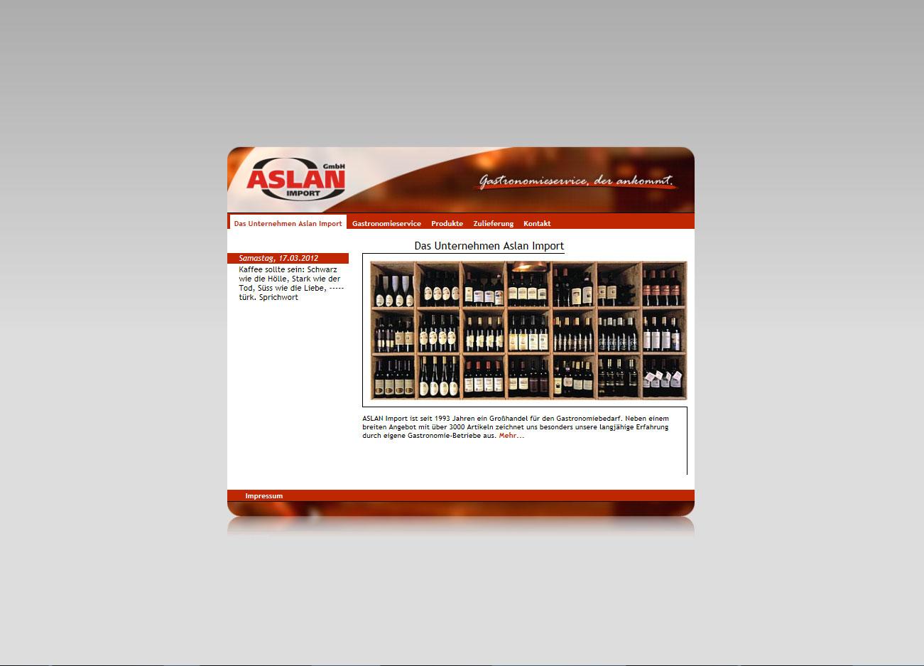 Aslan Import GmbH