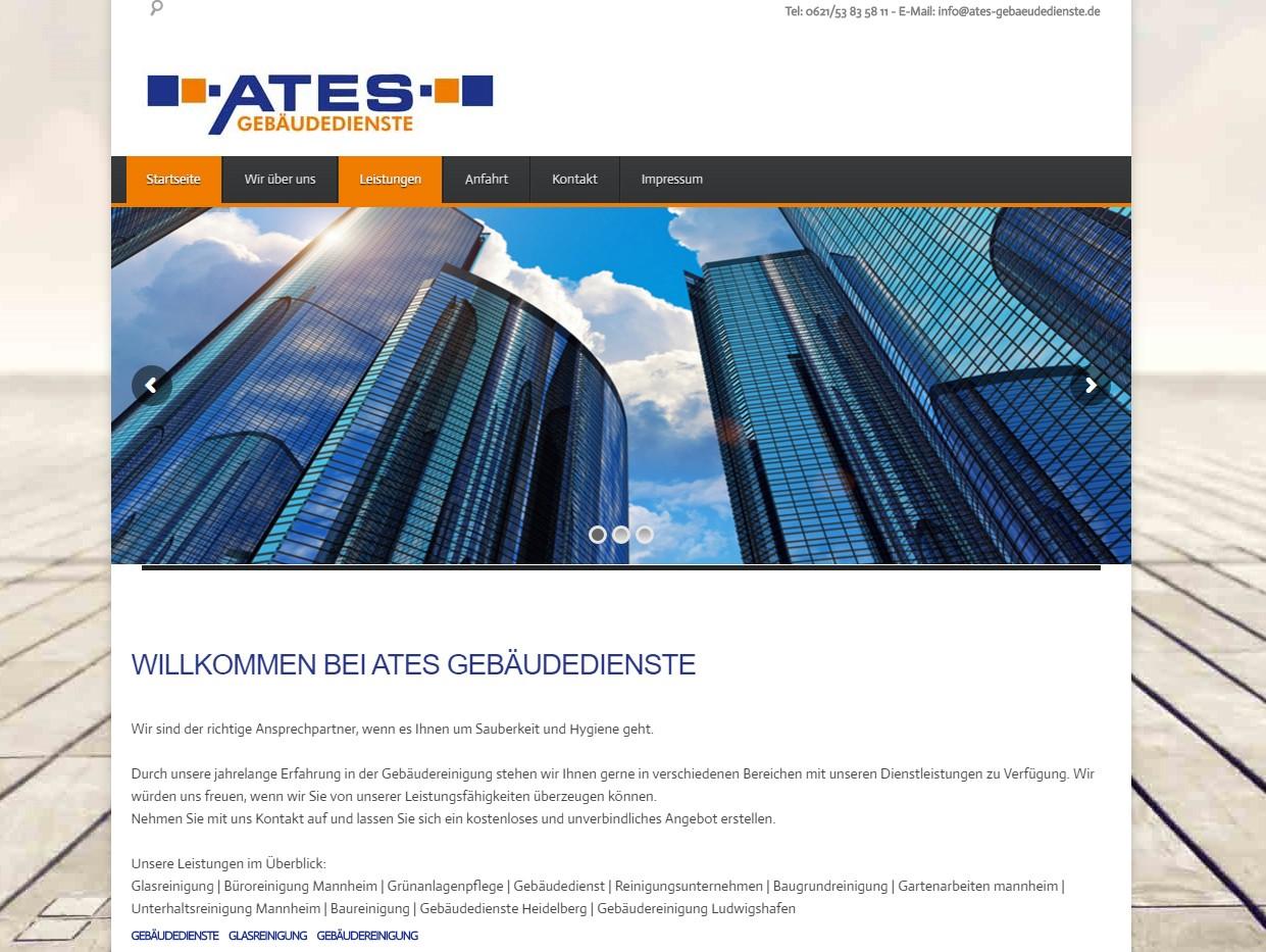 ATES Gebäudedienste
