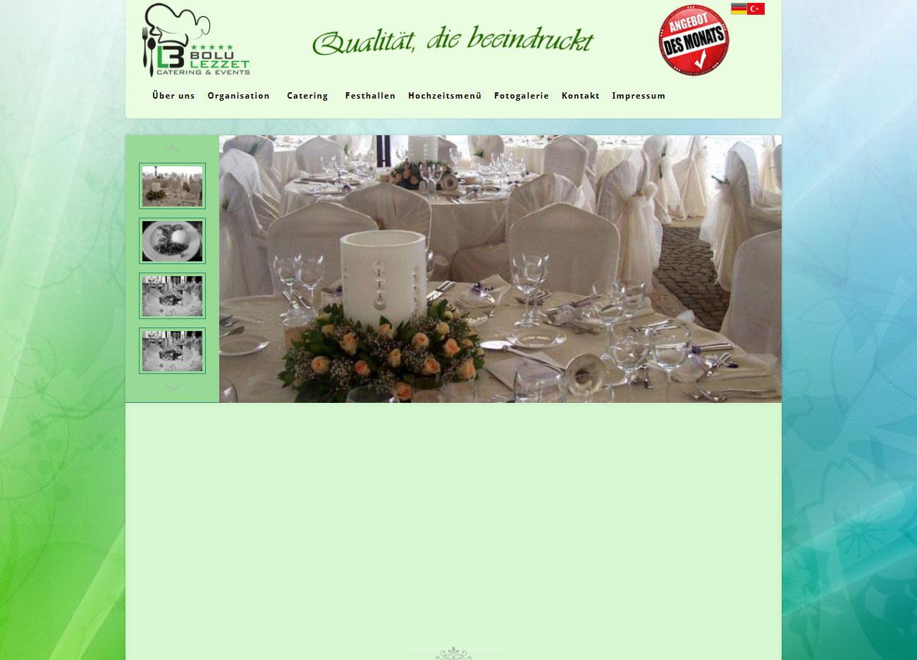 Bolu Lezzet Catering