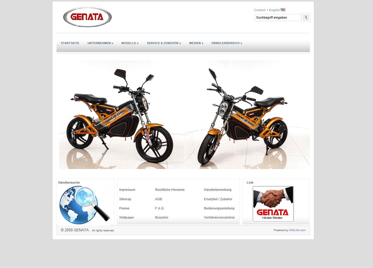 GENATA Motor