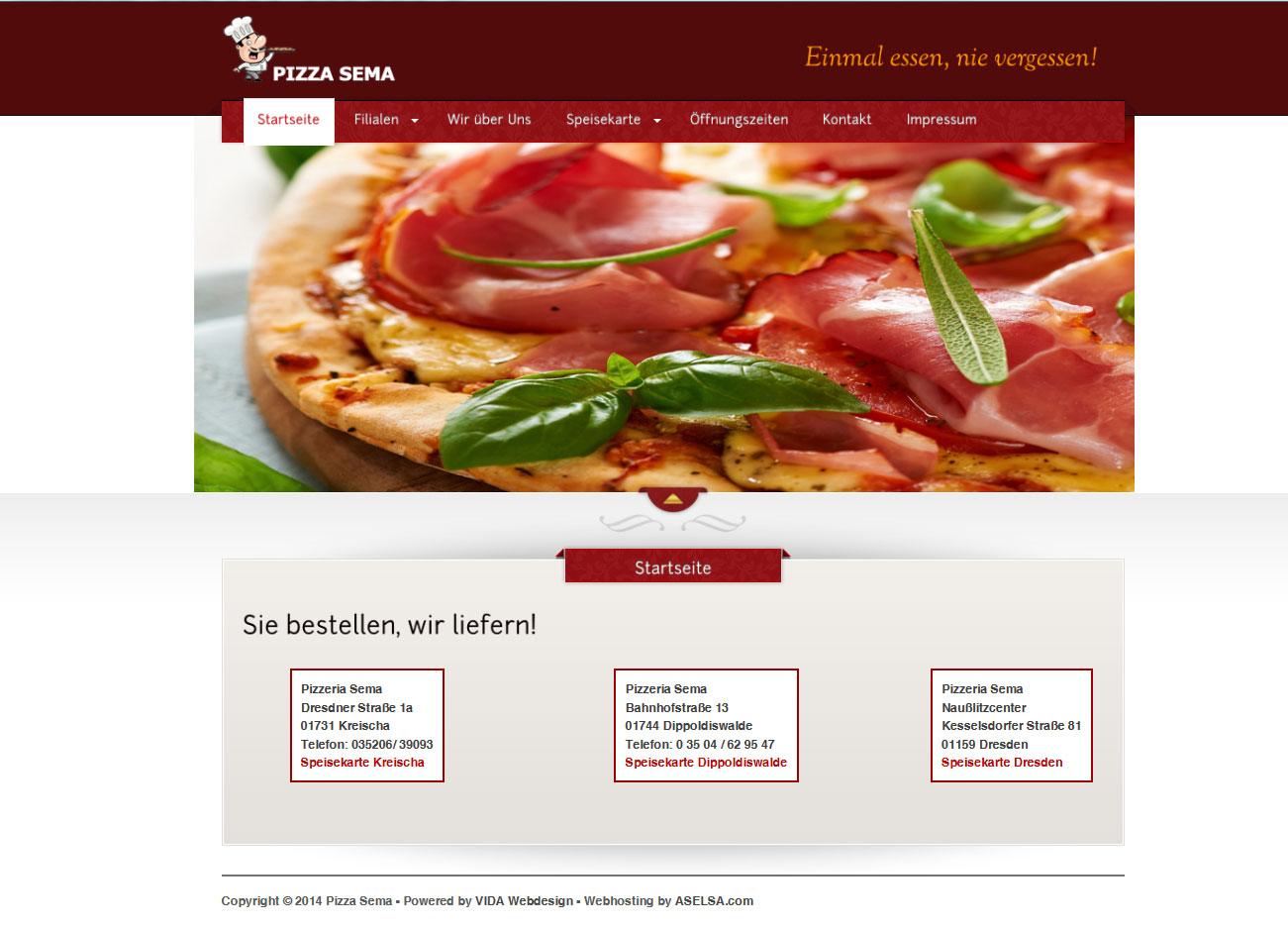 Pizza Sema