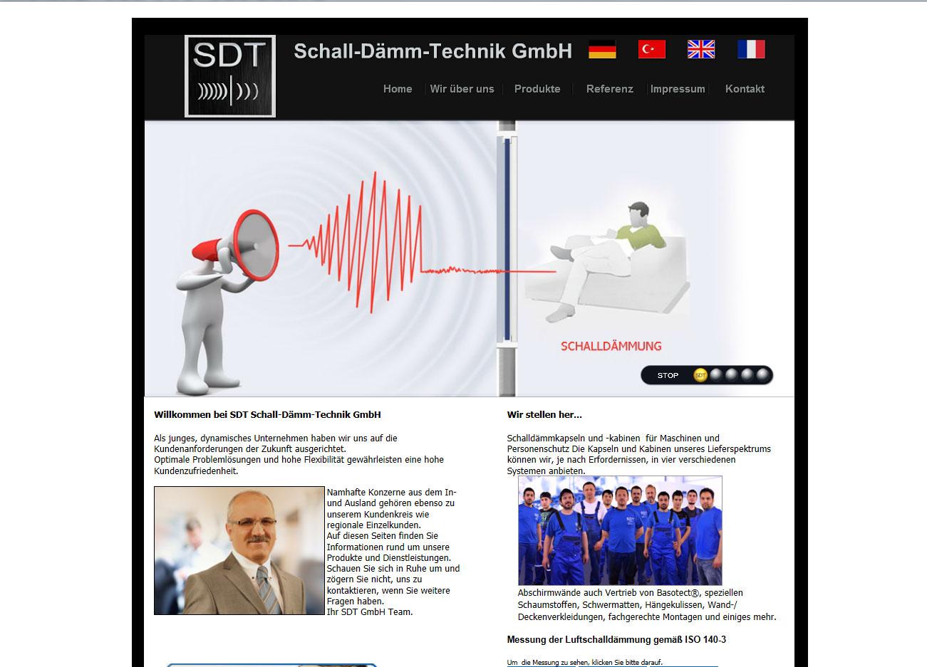 SDT Schalldämmtechnik GmbH