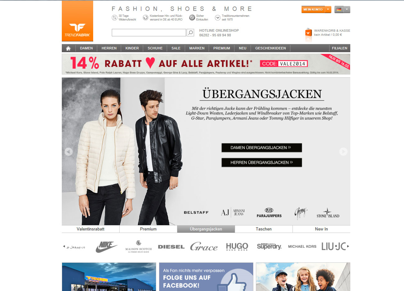 Trendfabrik AG