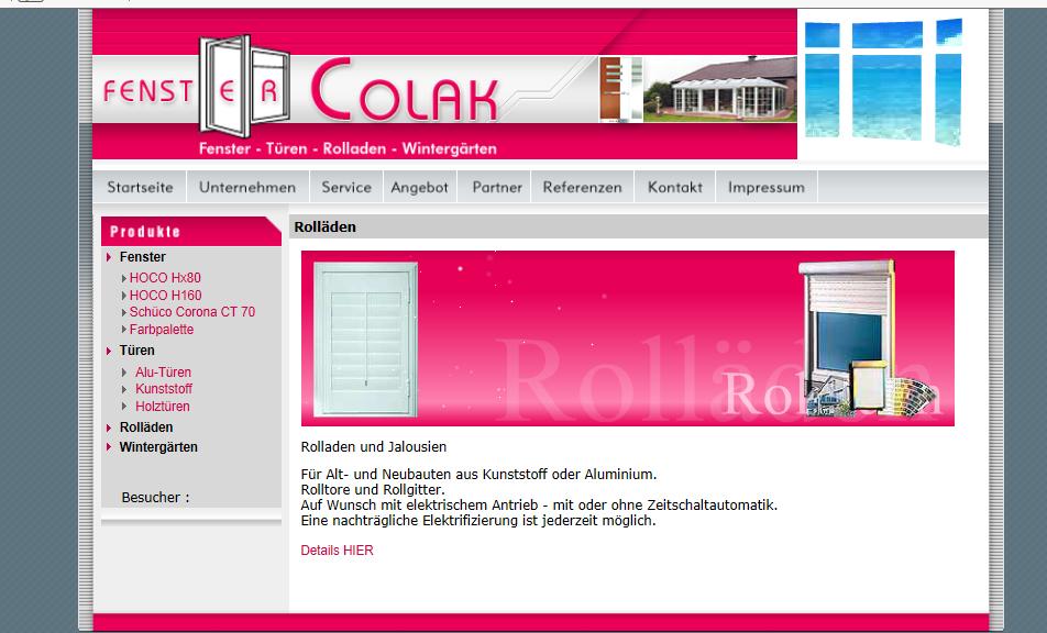Fenster Colak