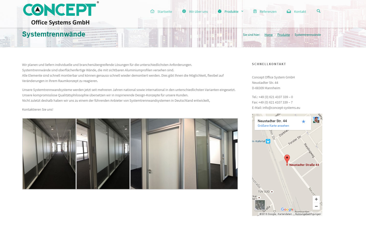Concept Office Systems GmbH