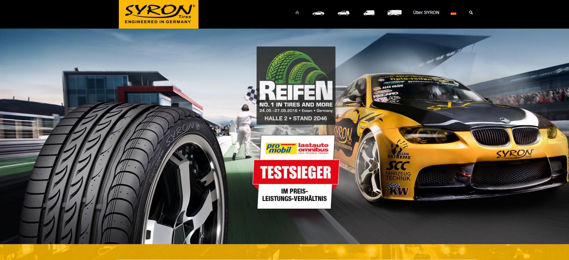 Syron Tyres