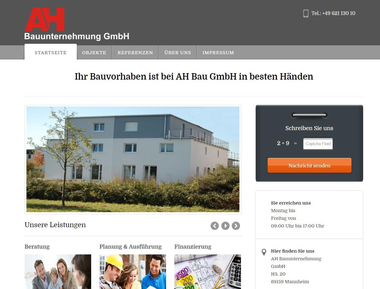 AH-Bau GmbH