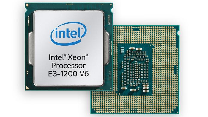 Intel Xeon E3-1200v6: Kaby Lake für kleine Server und Workstations